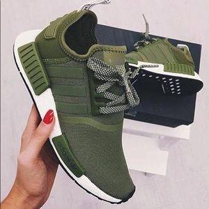 Adidas NMD army green